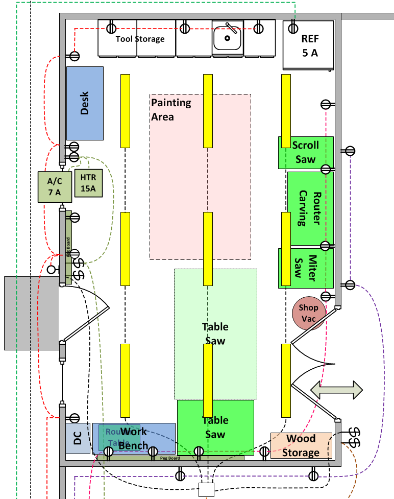 Electrical Layout Tools : My business what s new